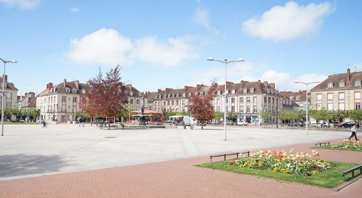 Place-d'Armes-Vitry-le-françois