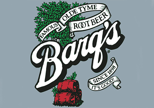 Barqs root beer fountain drink