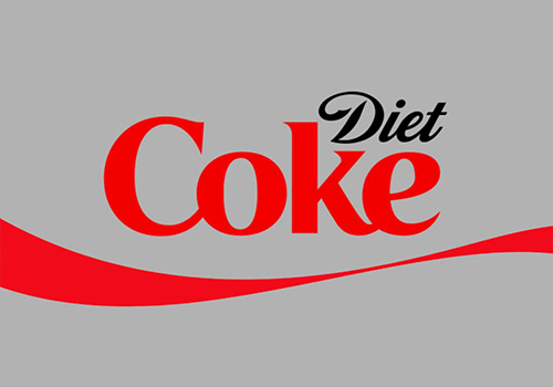 Diet Coke fountain drink