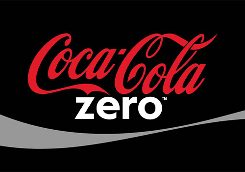 Coke zero fountain  drink