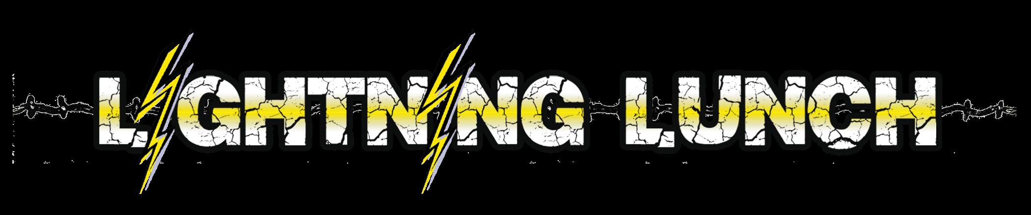 Flingers Lightning Lunch Logo