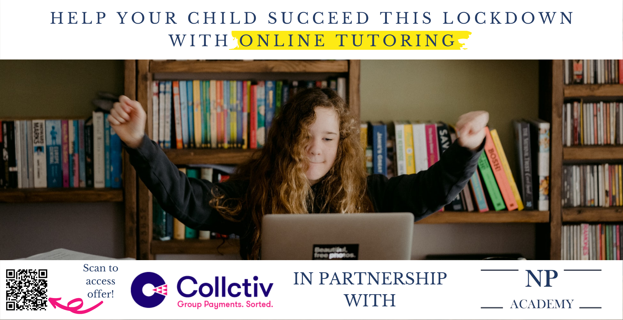 Help Your Child to Succeed this Lockdown with Online Tutoring