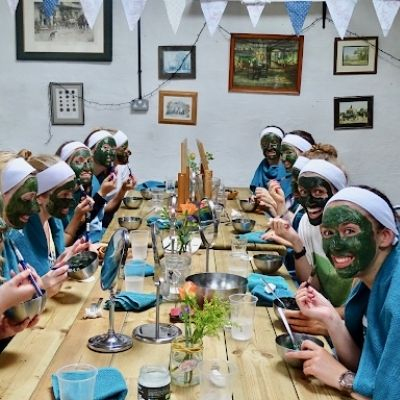 A Real Spa Beauty Hen Party