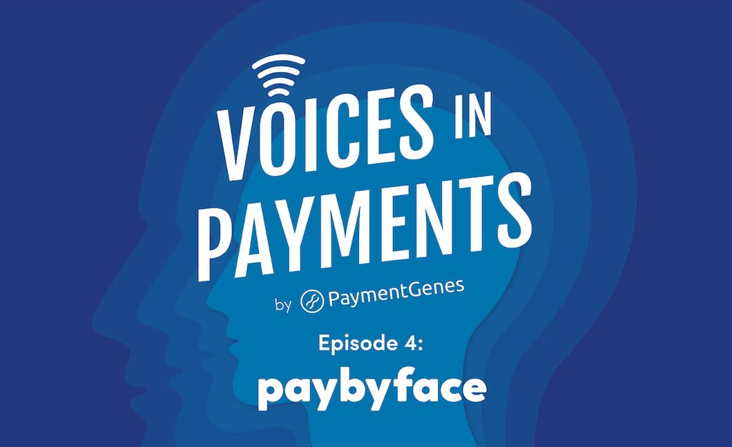 Podcast with the CEO from PayByFace