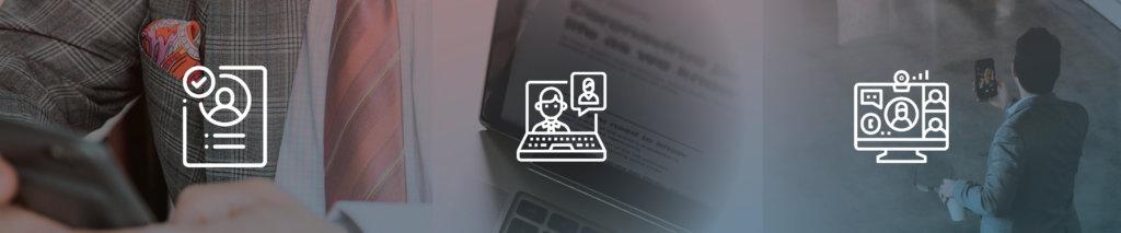 Recruitment, Digital, Online Interview, Hiring Process