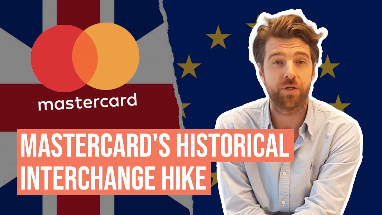 Mastercard Raises Interchange Fees Due to Brexit