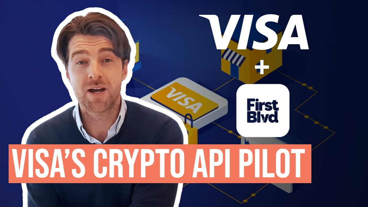 Visa's Crypto API pilot indicates a promising future for cryptocurrencies