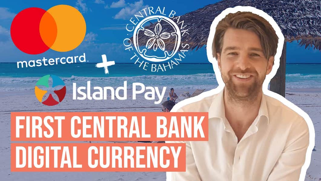 Mastercard Launches First Central Bank-issued Digital Currency Card