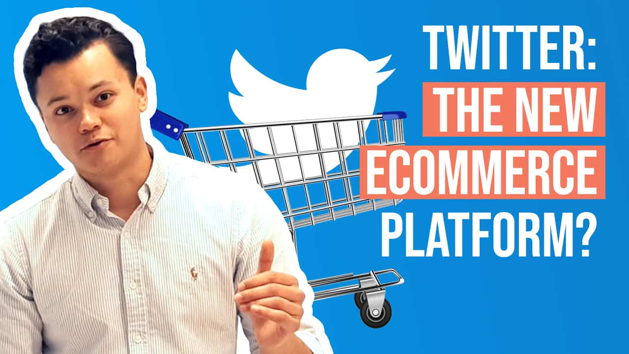 Twitter as an eCommerce Platform & the shift towards conversational commerce
