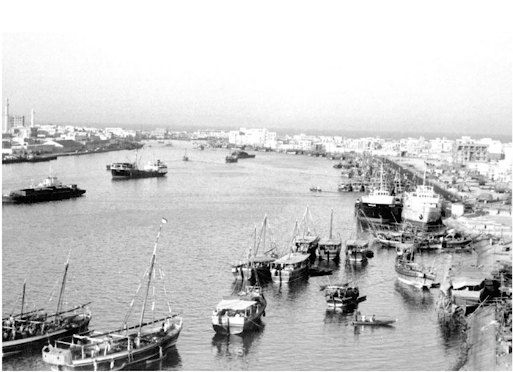 dubai's fishing activities before oil discovery
