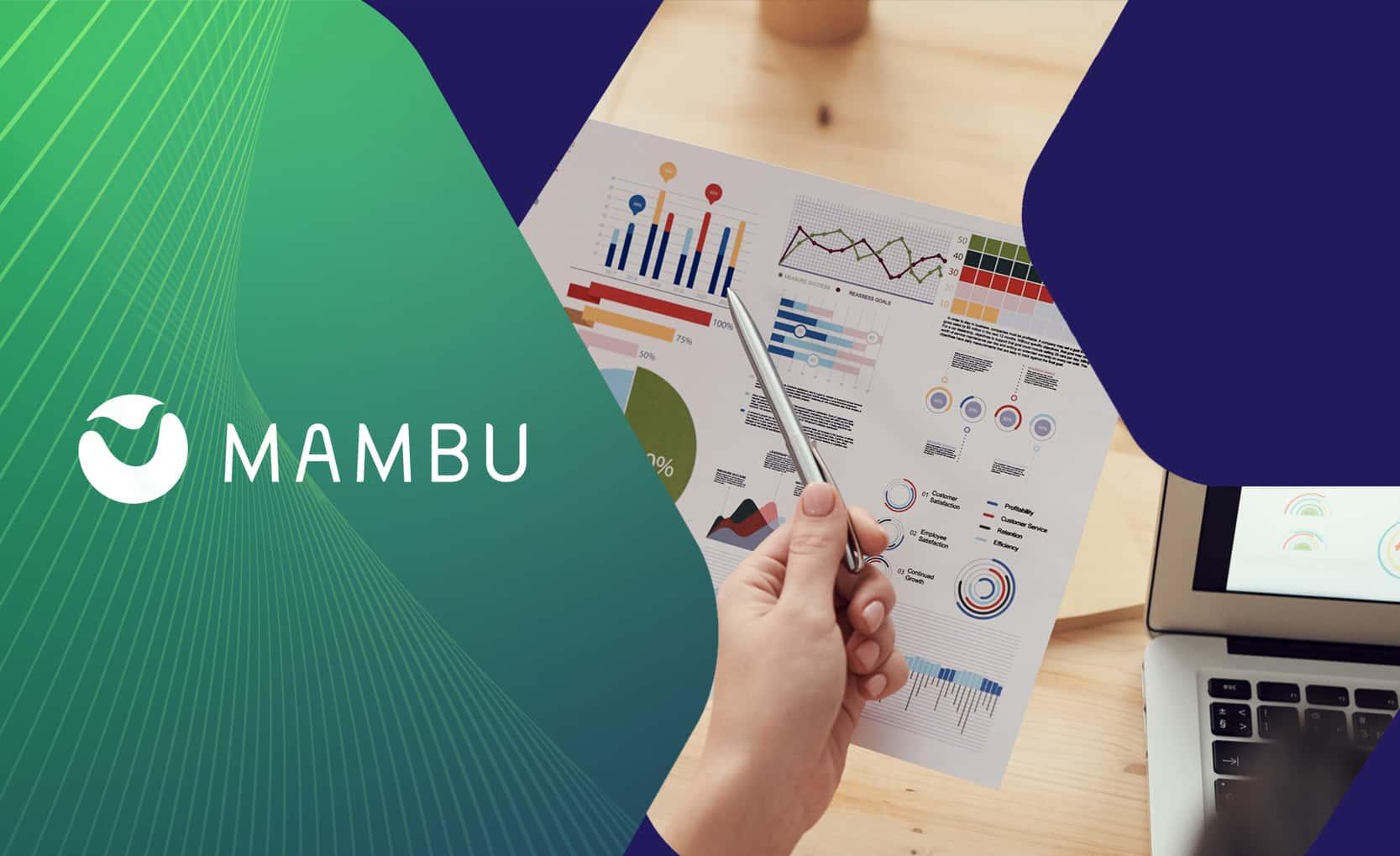 mambu and core banking in fintech