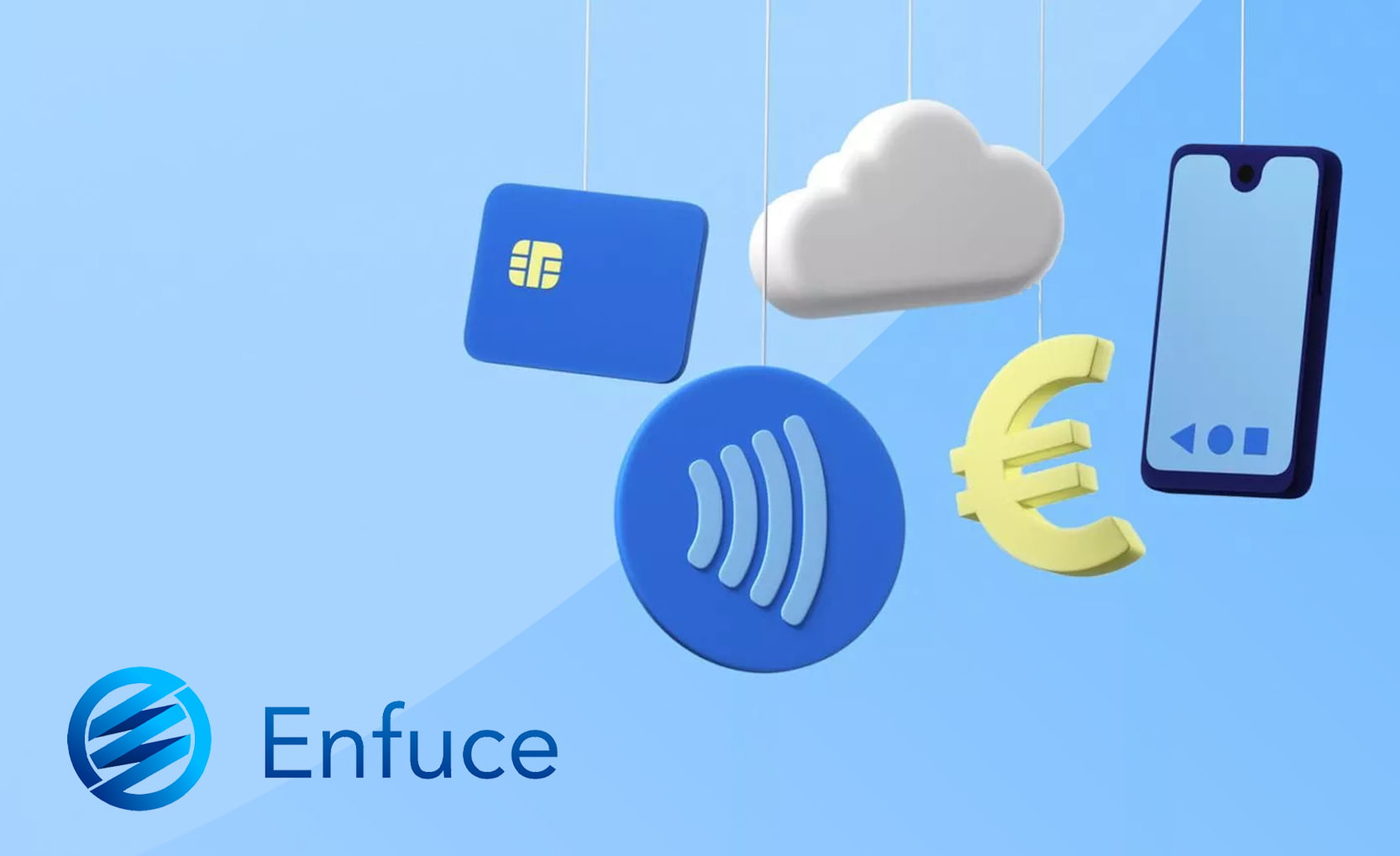 enfuce SaaS card issuing