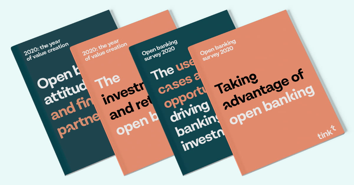 open banking industry reports by tink