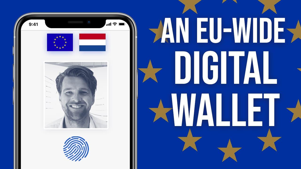 The EU is Set to Roll Out an EU-Wide Digital Wallet