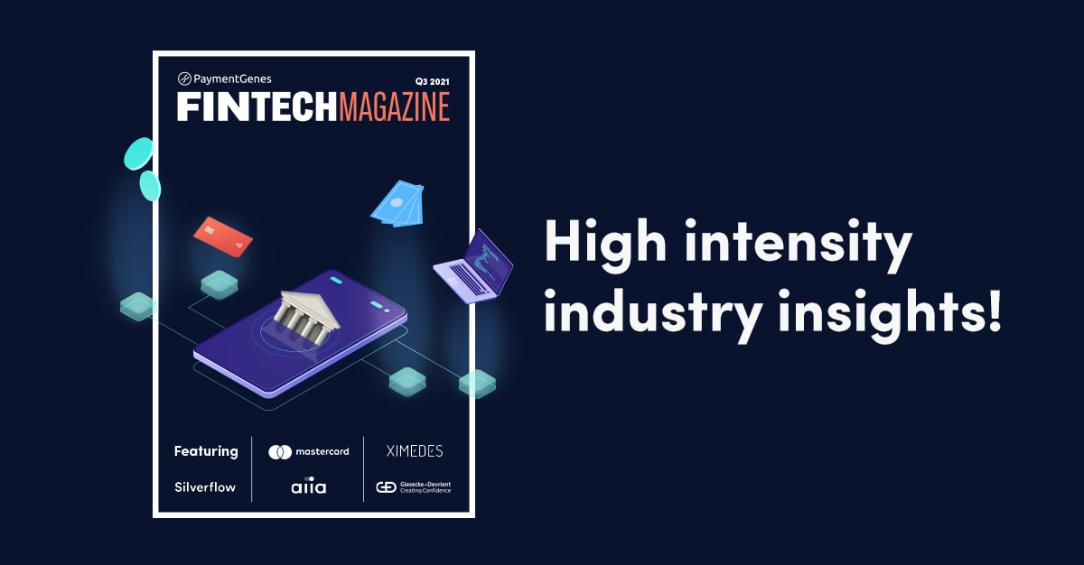 payments and fintech magazine