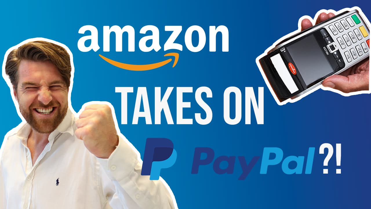 How Amazon is taking on PayPal and moving towards the physical retail world.