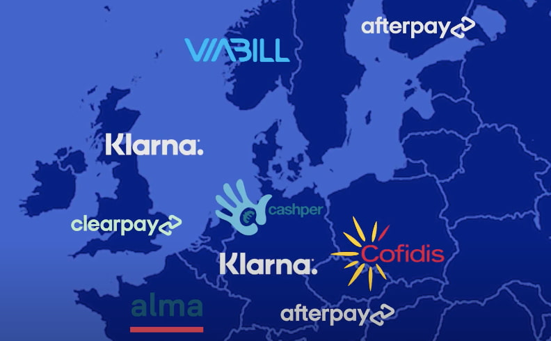 bnpl europe market