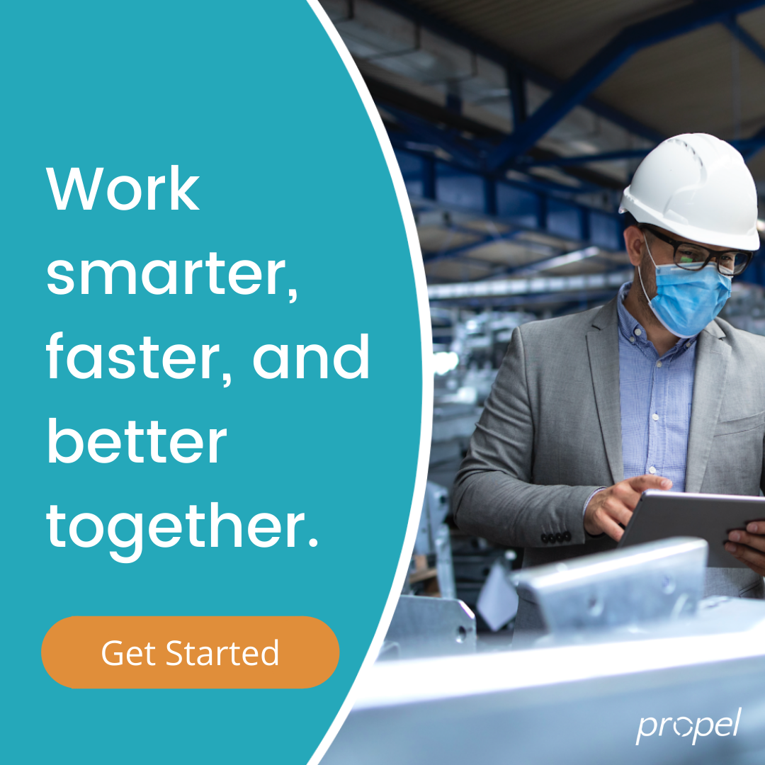 Work smarter, faster, and better together with Propel PLM
