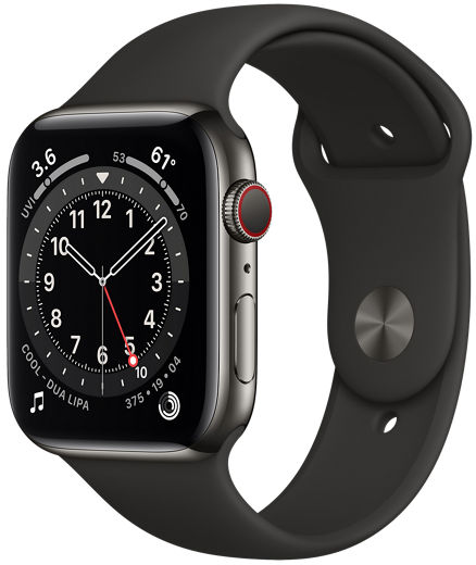 The Top Three Smartwatches Ranked