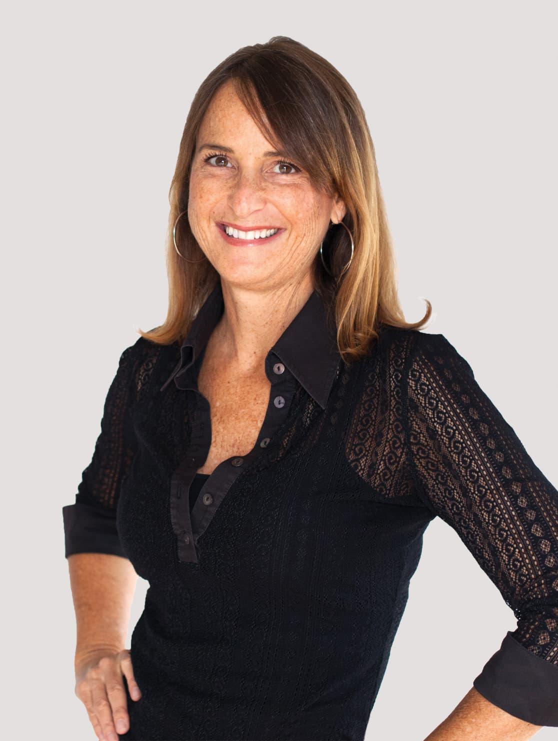 Headshot of Suzanna Redmond Schwartz, RSM Design Co-Founder and Principal