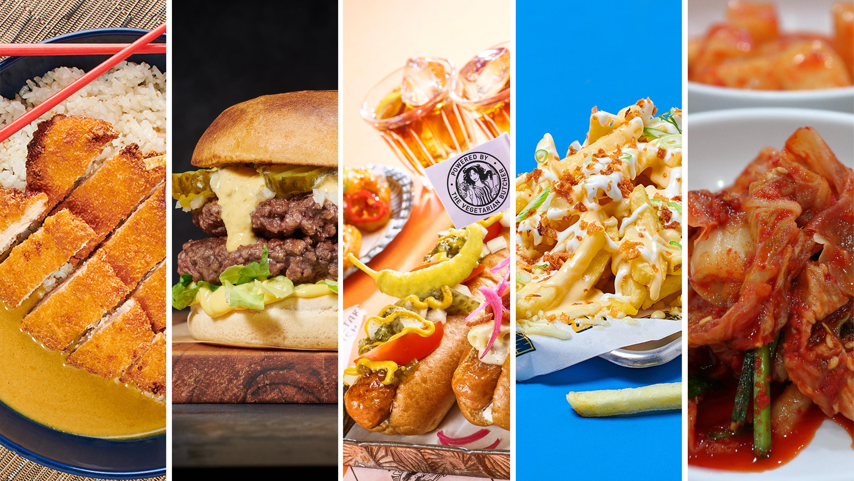 5 UK Food Trends in 2021