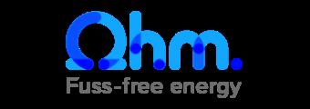 Ohm logo | Aspire
