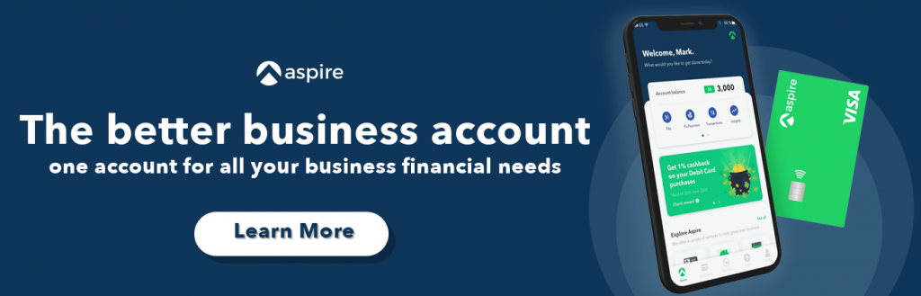 one app for all business financial needs