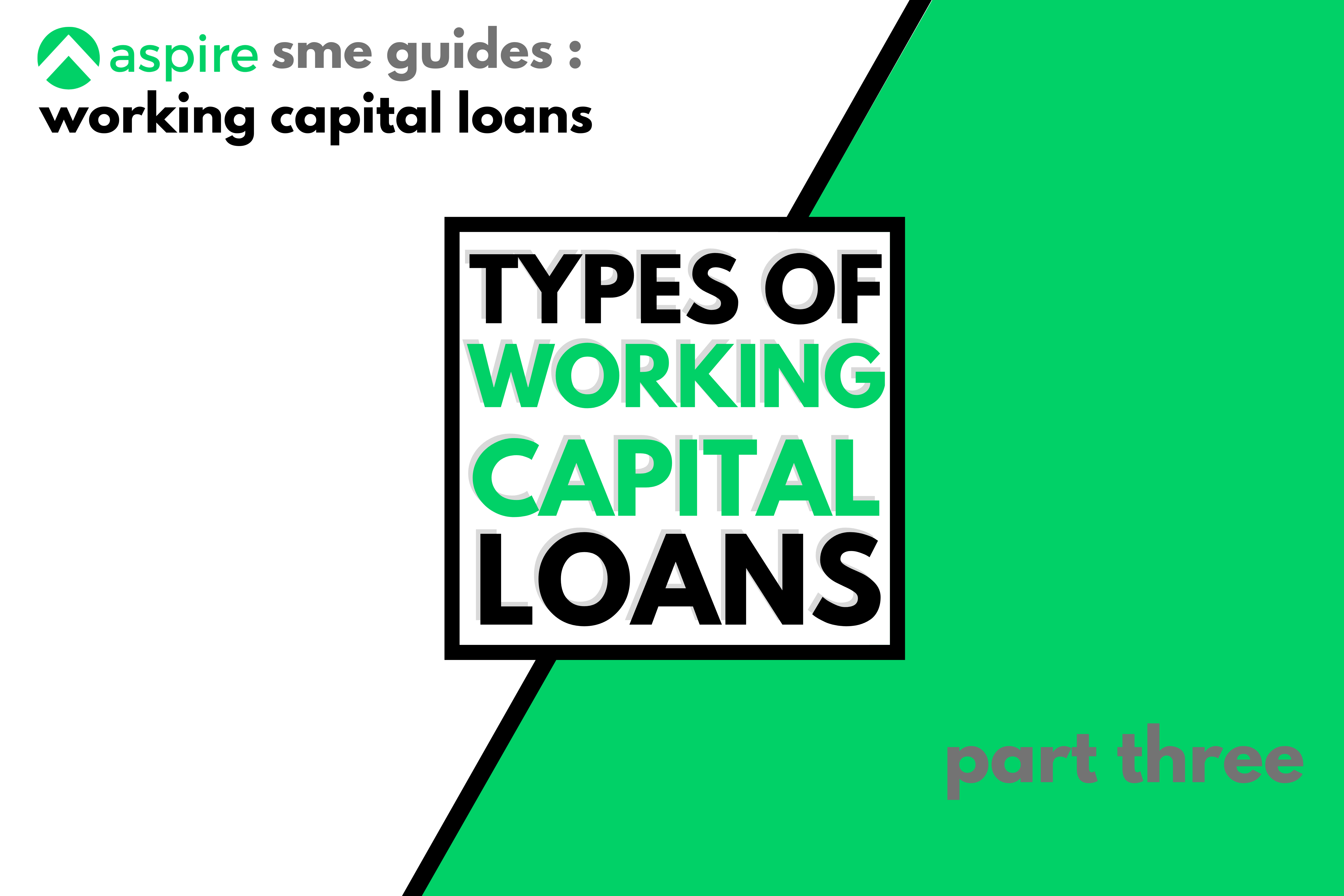 3. Types of Working Capital Loans   SME Guides