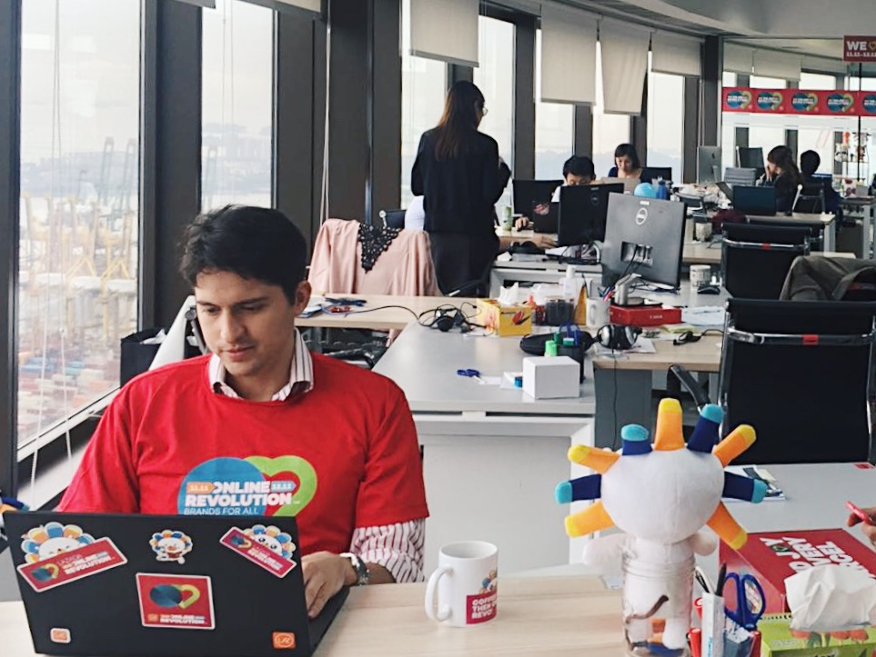 Daniel Vanegas shares about how to prepare for 11.11 Singles Day
