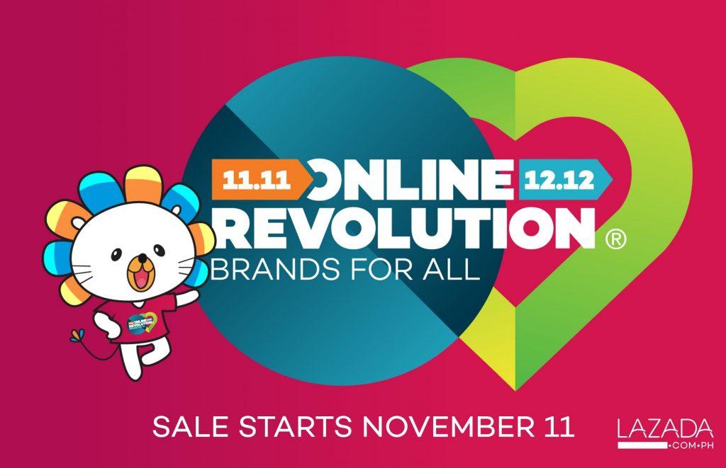 11.11 singles day mark the start of Lazada's online revolution