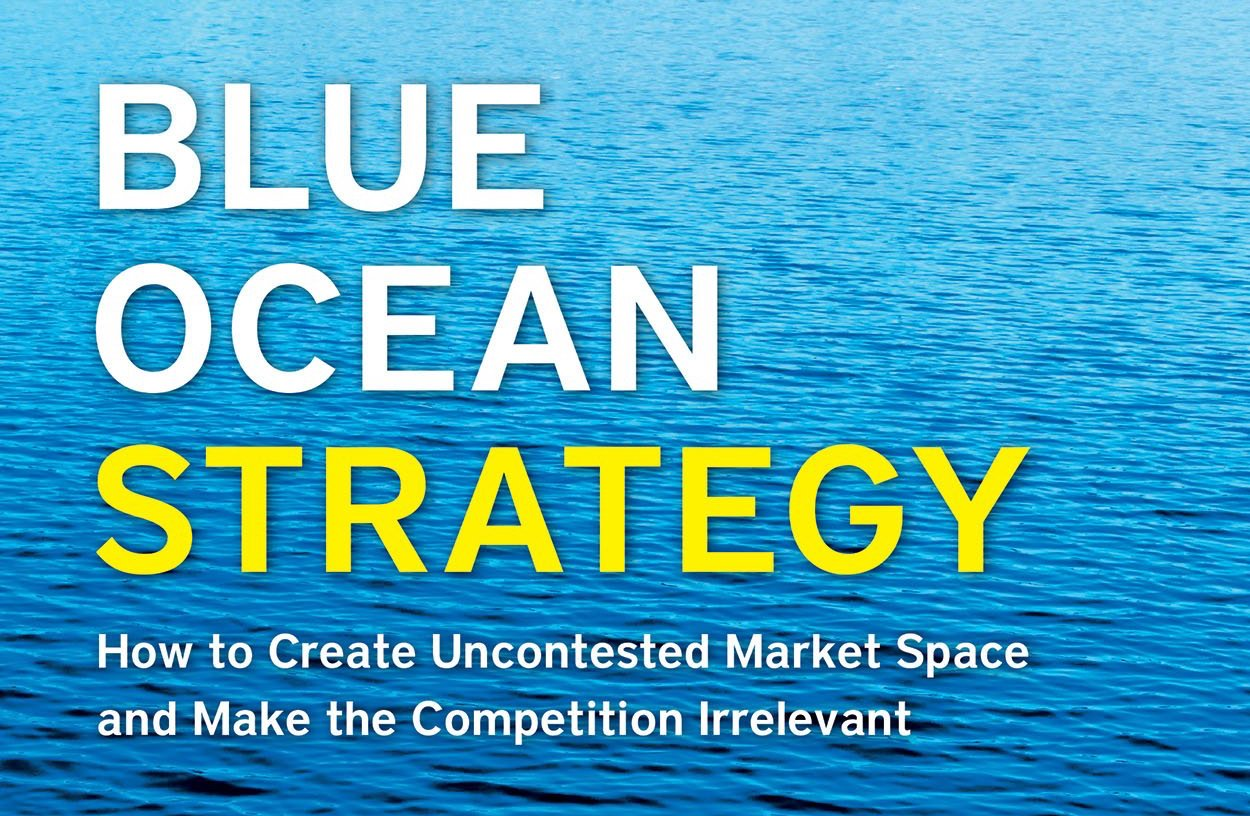 What is Blue Ocean Strategy and How it Can Help Small Business?