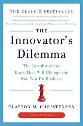 Must-read business books | The Innovator's Dilemma