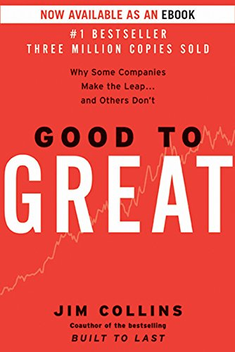 Must-read business books | Good to great