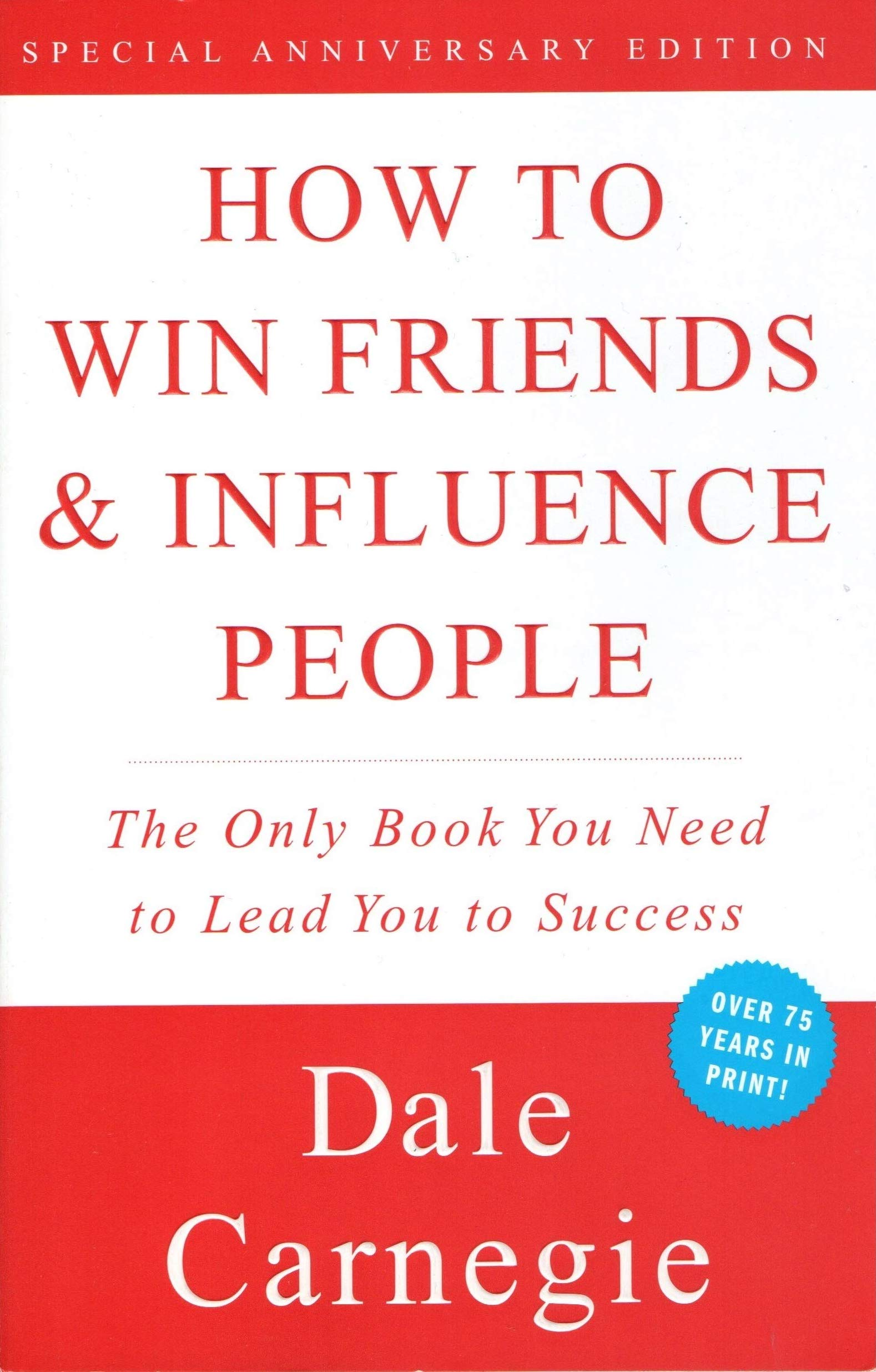 Must-read business books | How to win friends & influence people
