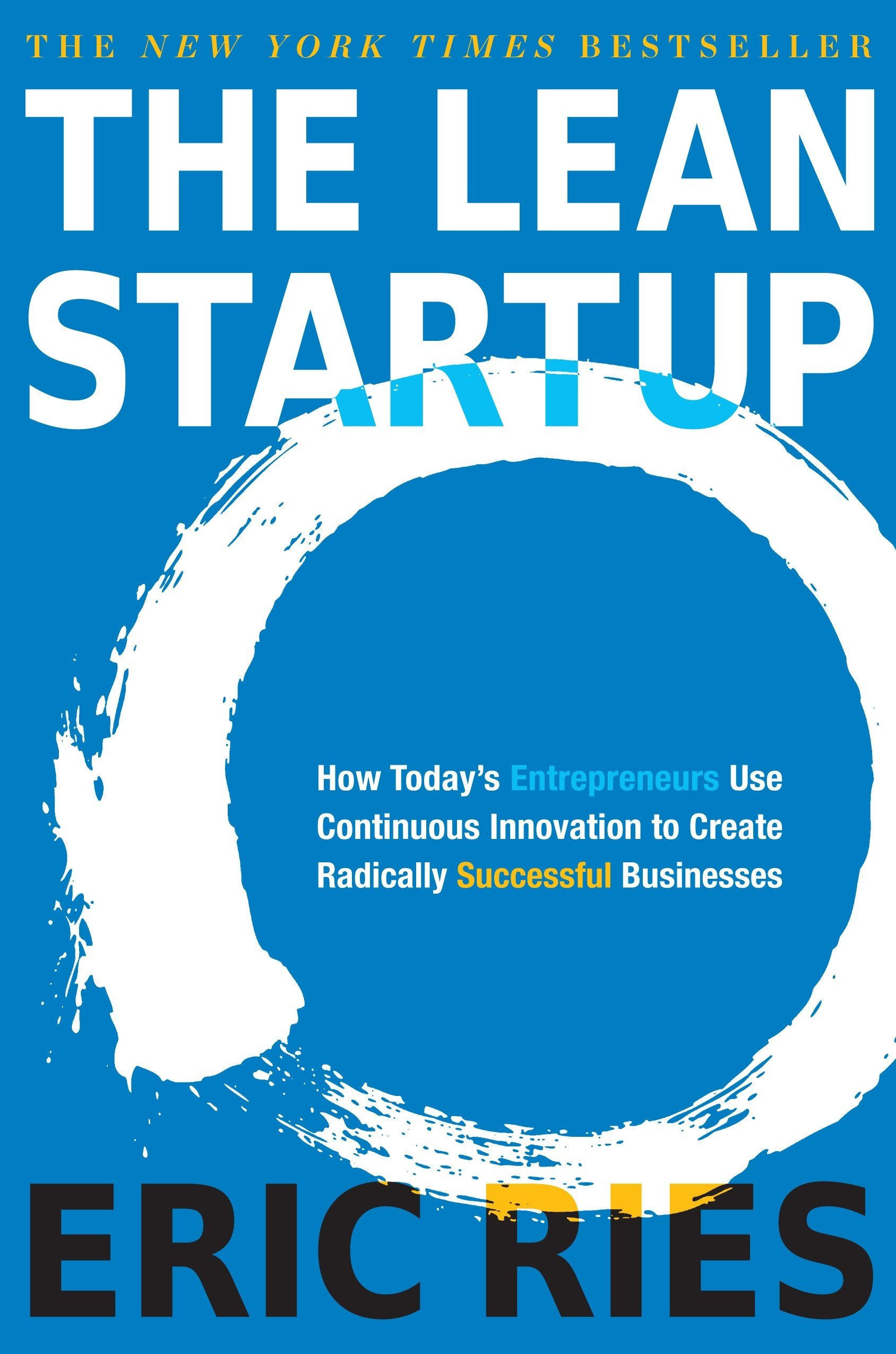 Must-read business books | The Lean Startup