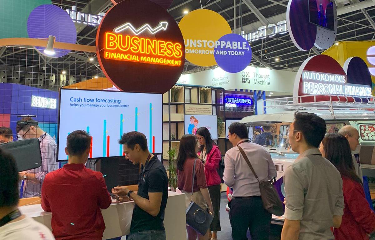 What SMEs Need to Know for 2020 - Singapore Fintech Festival 2019