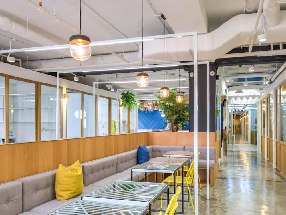 CoCre8 Co Working Space Singapore