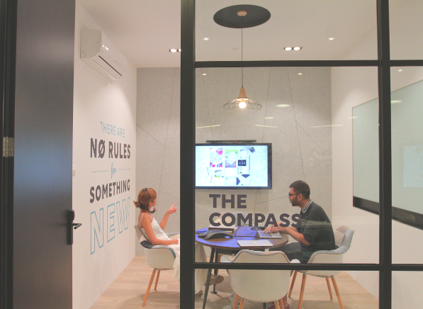 The Workshop Co Working Space Singapore