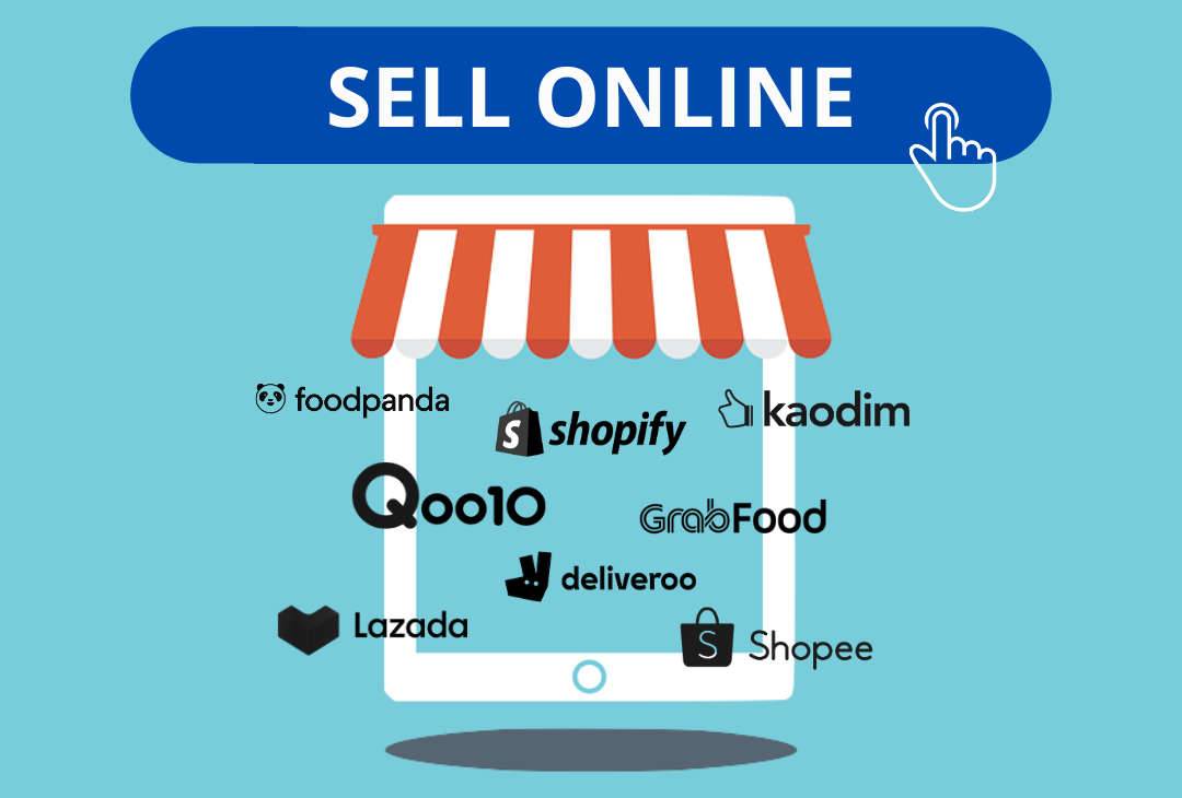 How to Start Selling Online in Singapore [2021]