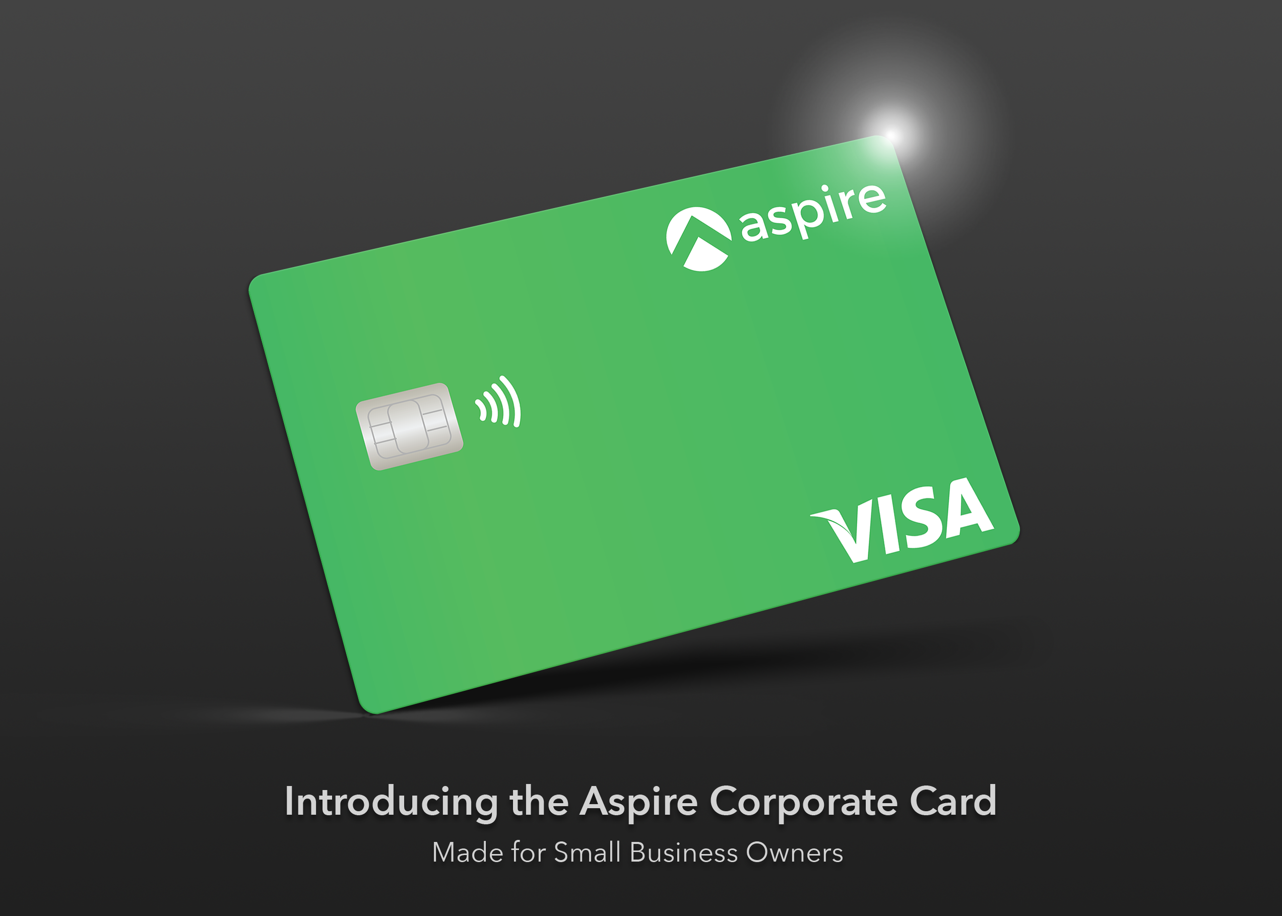 Aspire Partners with Visa and NIUM on Smart Corporate Cards for Small Business