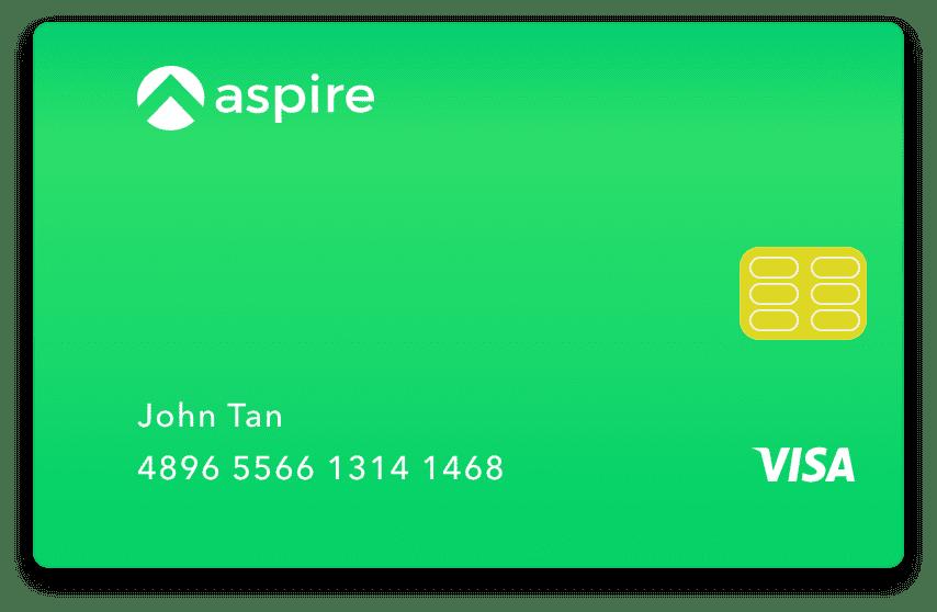 Aspire Corporate Card