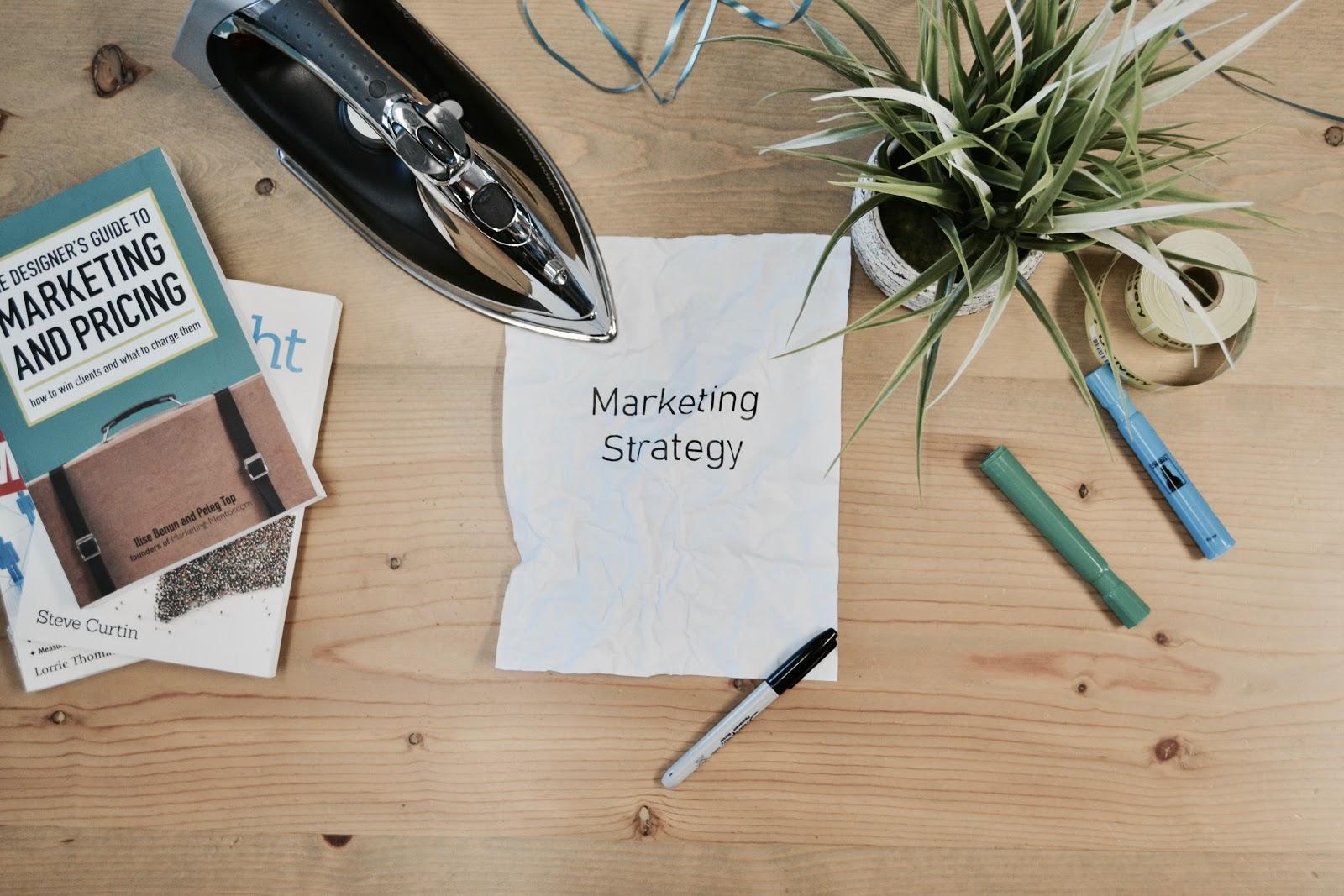 Marketing strategy in digital marketing CC: Campaign Creators on Unsplash