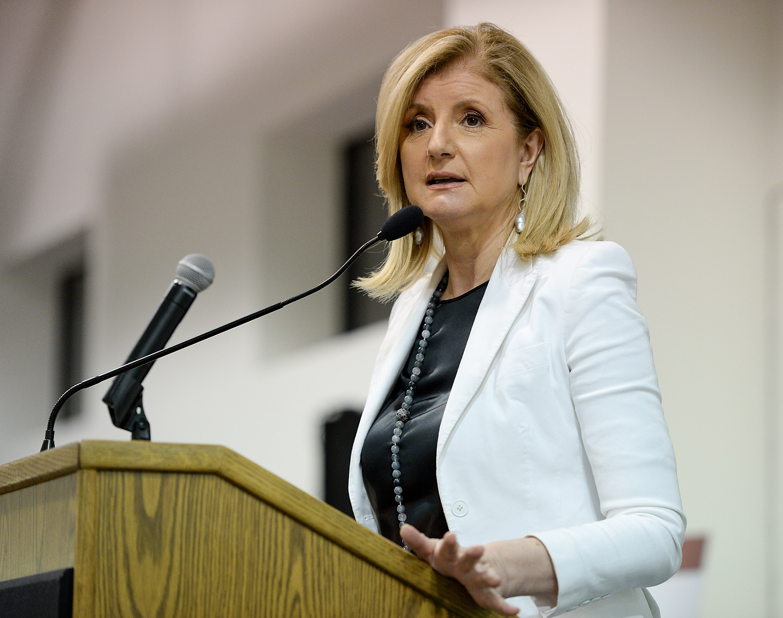 Arianna Huffington The Best Business Startup Advices of All Times