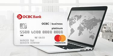 The features and benefits of the OCBC Business Platinum Card