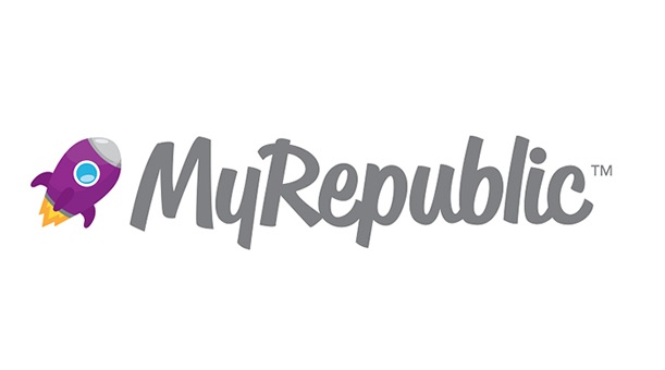 MyRepublic Singapore official logo. CC: MyRepublic