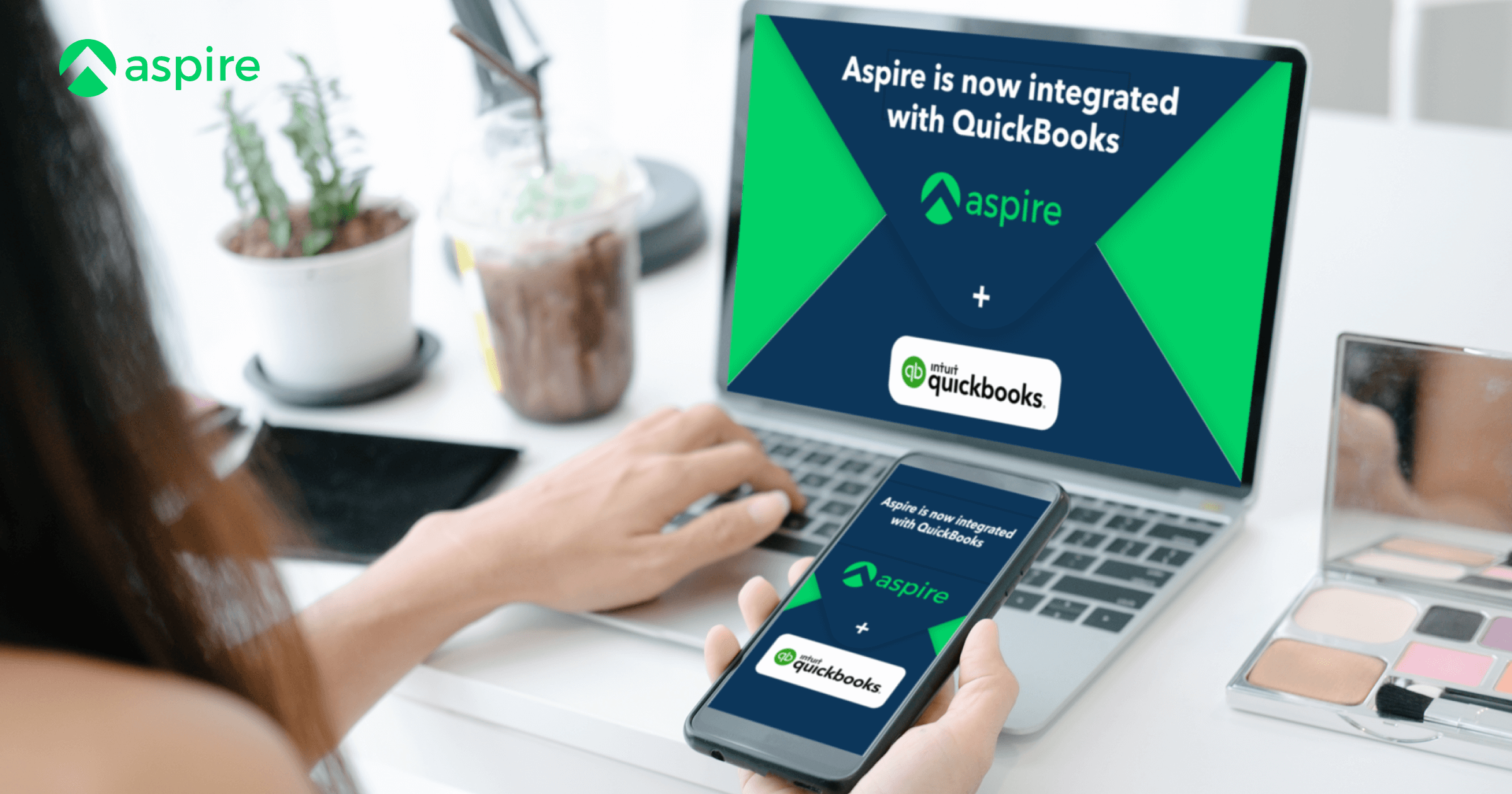 One for the Books: Introducing Aspire's Latest Integration with QuickBooks