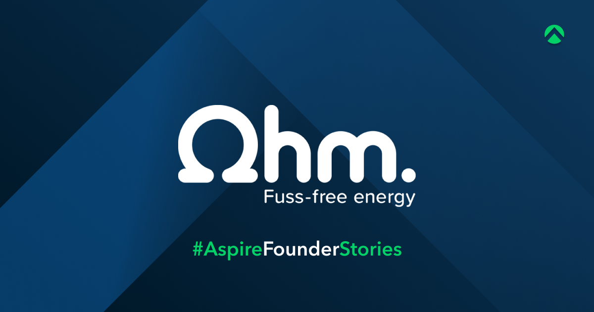 Powering Homes, Empowering Singapore's Thriving Startup Industry: Ohm Energy's Story