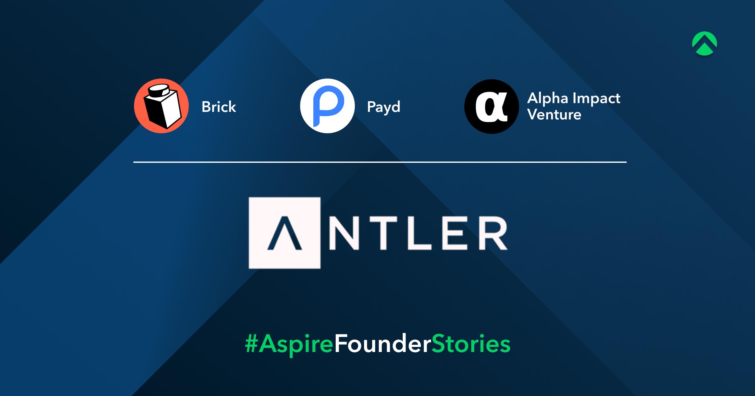 For Entrepreneurs, By Entrepreneurs: How Aspire Supports Antler Startups