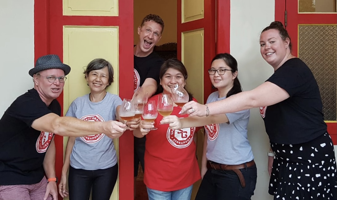 Brewerkz Co-Founder Launches Specific Gravity Beverage Company To Popularize Craft Beer in Singapore