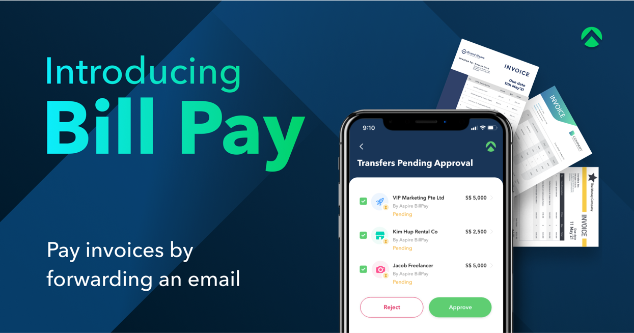 Automate Your Invoice Payments With Bill Pay